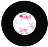 Debra Keese & The Black Five - Travelling / The Upsetters - Nymbia Dub (Orchid) UK 7""